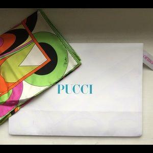 Emilio Pucci Accessories - Brand New Emilio Pucci Scarf